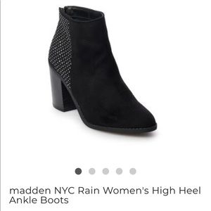Madden NYC 'Rain' Booties